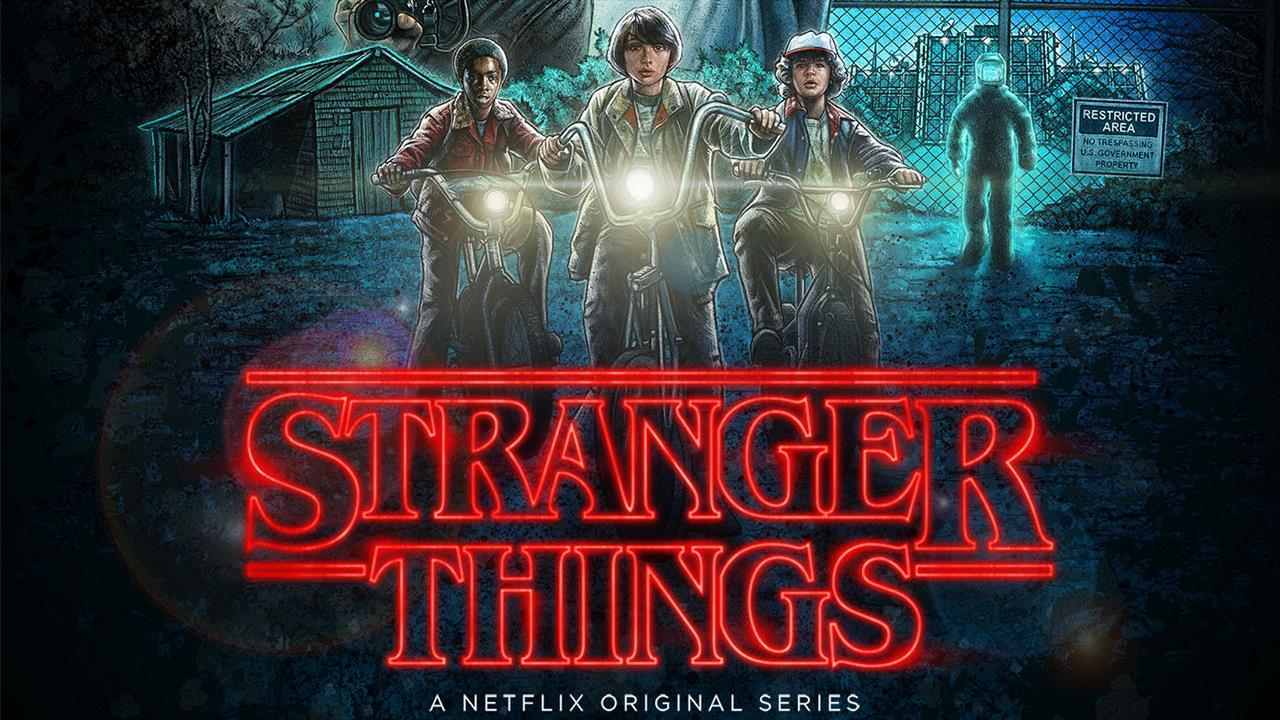 2. Staffel Stranger Things